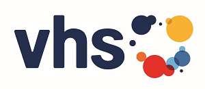 Logo vhs Traunreut